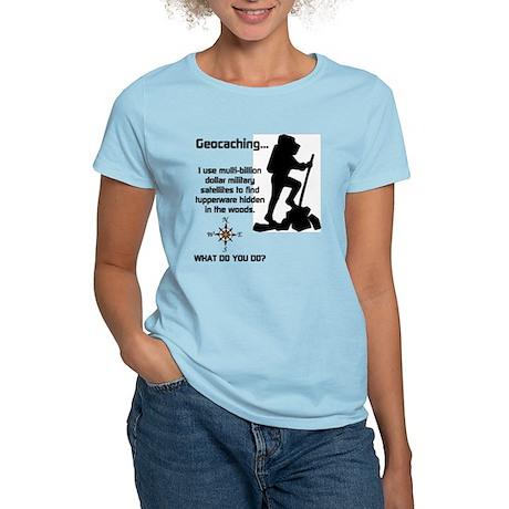 What do you do? Women's Light T-Shirt