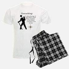 Geocaching: To take advantage Pajamas