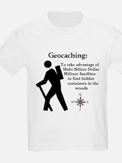 Geocaching: To take advantage T-Shirt