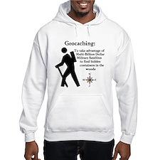 Geocaching: To take advantage Hoodie
