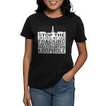StopNYFrackLg_WhtTxt T-Shirt