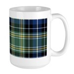 Tartan - MacKellar Large Mug