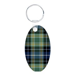 Tartan - MacKellar Keychains