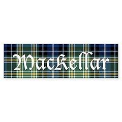 Tartan - MacKellar Sticker (Bumper)