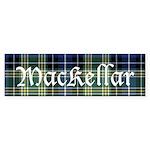 Tartan - MacKellar Sticker (Bumper 50 pk)