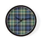 Tartan - MacKellar Wall Clock