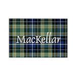 Tartan - MacKellar Rectangle Magnet (10 pack)