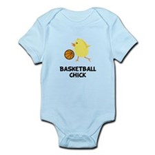 Basketball Chick Infant Bodysuit