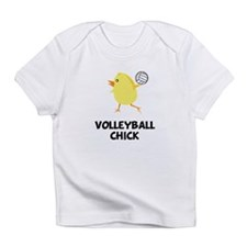 Volleyball Chick Infant T-Shirt