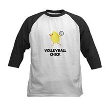 Volleyball Chick Tee