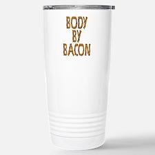 Body By Bacon Travel Mug