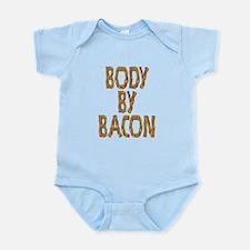 Body By Bacon Infant Bodysuit