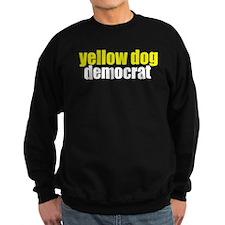 Yellow Dog Democrat Sweatshirt