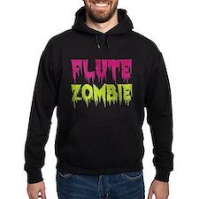 Flute Zombie Hoodie