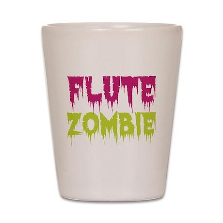 Flute Zombie Shot Glass