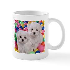 BICHON FRISE BALL PIT Mug