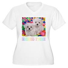 BICHON FRISE BALL PIT T-Shirt