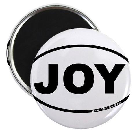 """Joy 2.25"""" Magnet (10 pack)"""