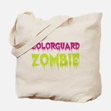 Colorguard Zombie Tote Bag