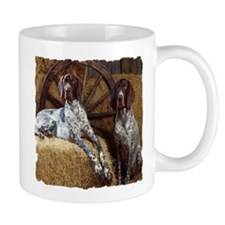 BLUETICK COONHOUND PAIR Mug