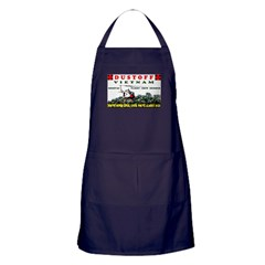 DUSTOFF Apron (dark)