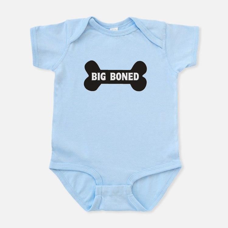 Big Boned Infant Bodysuit