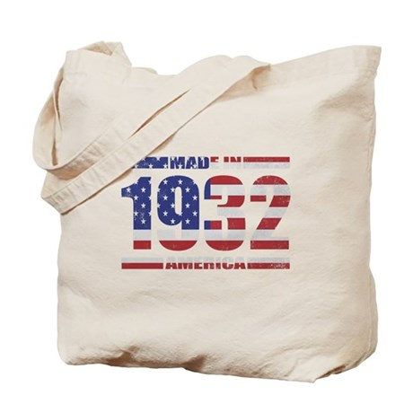 1932 Made In America Tote Bag