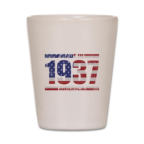 1937 Made In America Shot Glass