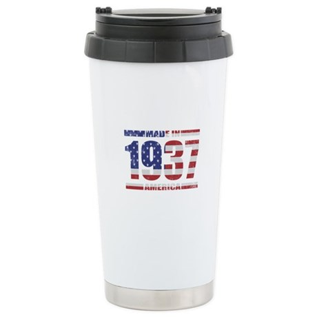 1937 Made In America Stainless Steel Travel Mug