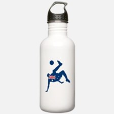 Australia Soccer Water Bottle