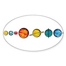 Pluto Who? Decal