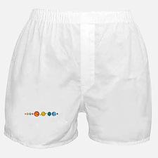 Pluto Who? Boxer Shorts