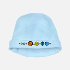 Pluto Who? baby hat