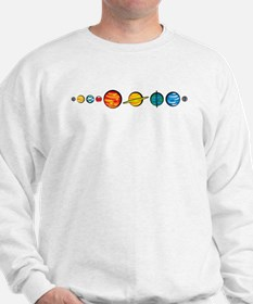 Pluto Who? Sweatshirt