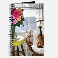Violin Practice - Journal