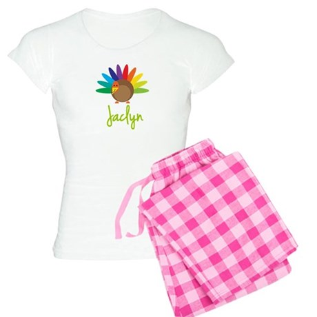 Jaclyn the Turkey Women's Light Pajamas