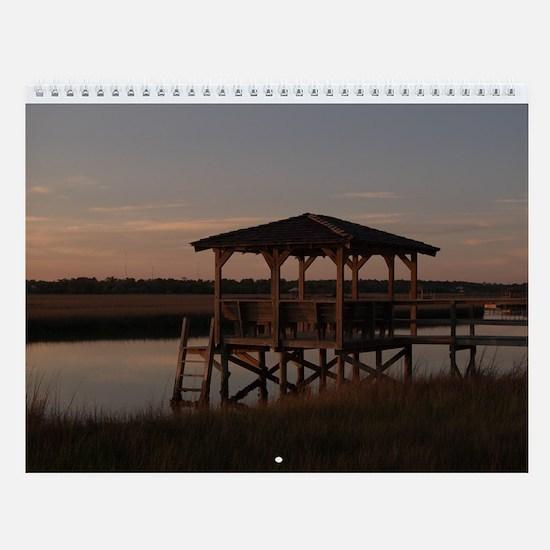Pawleys Island Wall Calendar (Design 3)