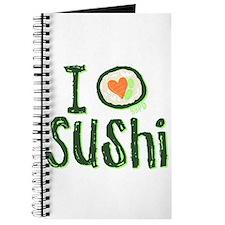 I Heart Sushi Journal