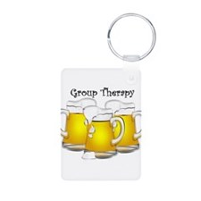 Beer Therapy Keychains