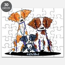 Brittany Trio Puzzle