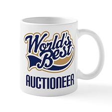 Auctioneer Gift (Worlds Best) Mug