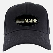 Black Flag: Maine Baseball Hat