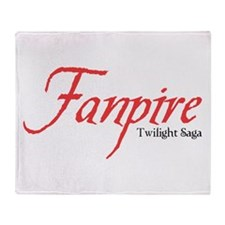 Fanpire Throw Blanket