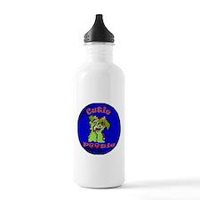 Cutie Zombie Water Bottle