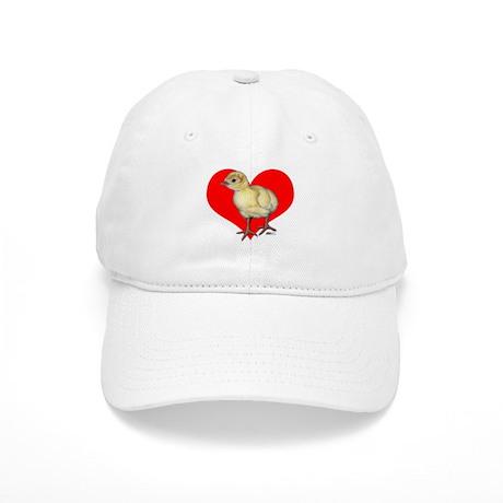 Turkey Poult Heart Cap