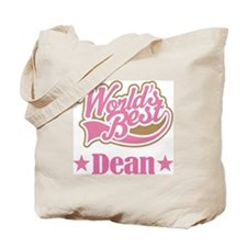 Dean Gift (World's Best) Tote Bag