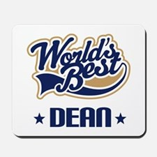 Dean Gift (World's Best) Mousepad