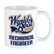 Mechanical Engineer Gift (World's Best) Mug