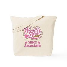 Sales Associate Gift (World's Best) Tote Bag