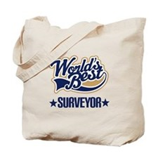 Surveyor Gift (World's Best) Tote Bag